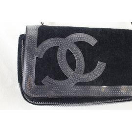 Chanel-Sport line-Noir