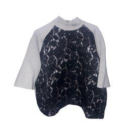 Louis Vuitton-Pulls, Gilets-Noir,Rose