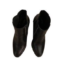The Kooples-Boots-Noir