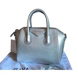 Givenchy-antigona small-Gris