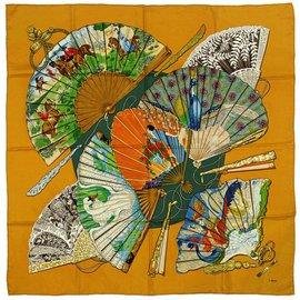 Hermès-Brise de Charme-Multicolore