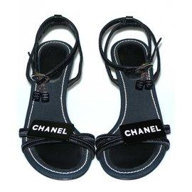 Chanel-Sublime modèle en parfait état !-Bleu Marine