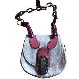 Chloé-Handbags-White