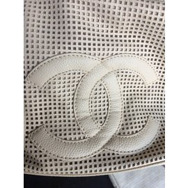 Chanel-Handbags-White