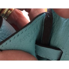 Hermès-Birkin 30-Bleu