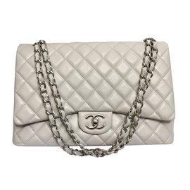 Chanel-Sacs à main-Gris