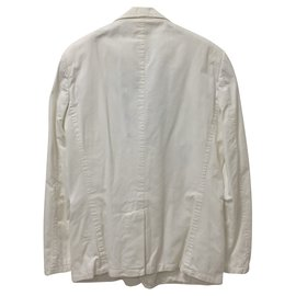 D&G-Blazers Jackets-White