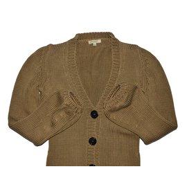 Burberry-Knitwear-Brown