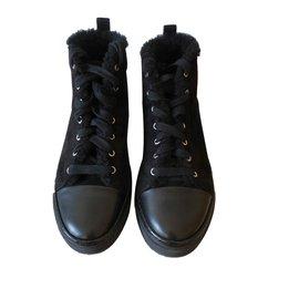 Hermès-Baskets Jimmy-Noir