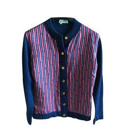 Hermès-Pulls, Gilets-Bleu