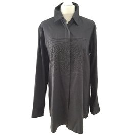 Dries Van Noten-Robes-Gris