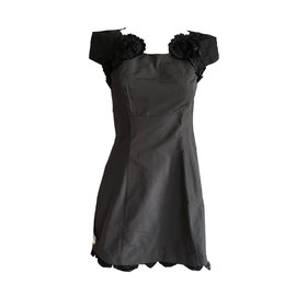 Miu Miu-Dresses-Dark grey