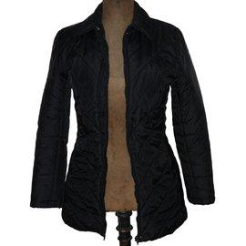 Balmain-Coats, Outerwear-Black