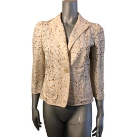 Love Moschino-Jackets-Beige