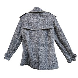 Burberry-Jackets-Grey