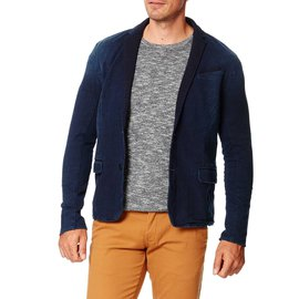 Karl Lagerfeld-Lagerfeld brand new men's stretch blazer-Navy blue