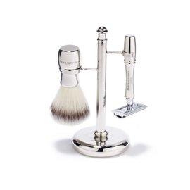 Autre Marque-Penhaligons Nickel Shaving Set-Autre