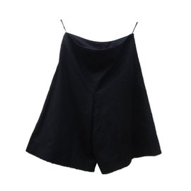 Chanel-Shorts-Noir
