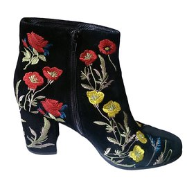 Wittner-Ankle Boots-Black,Multiple colors