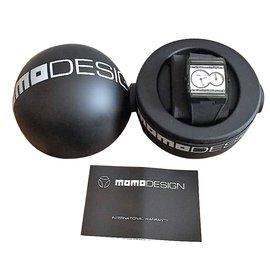 Momo Design-Montres à quartz-Noir