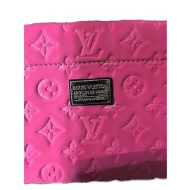 Louis Vuitton-Pochette Vuitton-Rose