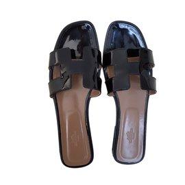 Chaussures luxe Hermès occasion - Joli Closet 573a02e2391