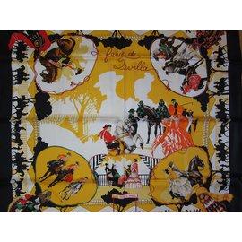 """Hermès-""""Feria de Sevilla""""-Multicolore"""