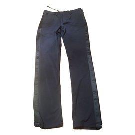 Autre Marque-Pantalons homme Marciano Guess-Bleu