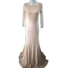Diane Von Furstenberg-Dresses-Beige