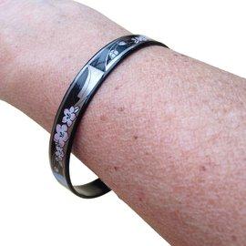 Michaela Frey-Bracelets-Black