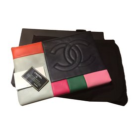 Chanel-Clutch bags-Multiple colors