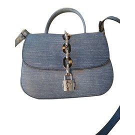 Louis Vuitton-chain it PM-Blue