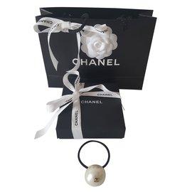 Chanel-Elastique à cheveux Chanel-Autre