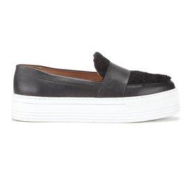 Whistles-Sneakers-Black,White