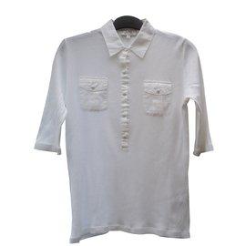 Pablo De Gerard Darel-Knitwear-White