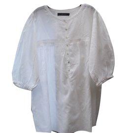 Zara-Tuniques-Blanc