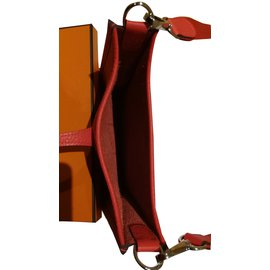 Hermès-Evelyne Tpm 16cm-Rose
