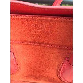 Céline-Luggage Phantom-Orange