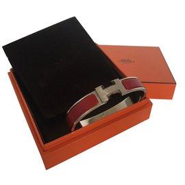 Hermès-Bracelet Click H-Rouge