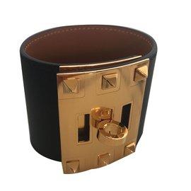 Hermès-Bracelet Extrême Hermès-Noir