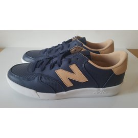 New Balance-Sneakers-Navy blue