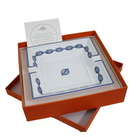 Hermès-Chaine d'ancre-Blanc