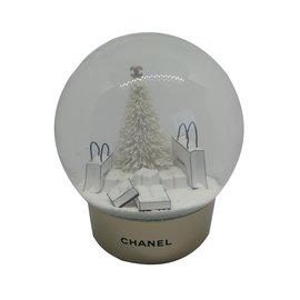 Chanel-Boule à neige-Multicolore