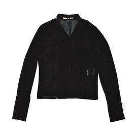 Burberry-Tops-Black