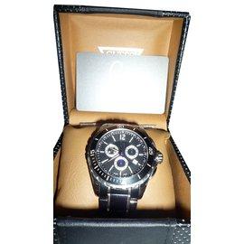 Autre Marque-GC Automatic watches-Black