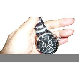 Autre Marque-GC Automatic Uhren-Schwarz