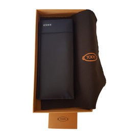 Tod's-Wallets Small accessories-Dark brown
