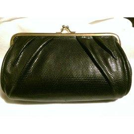 Emmanuelle Khanh-Purses, wallets, cases-Black