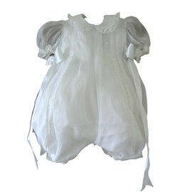 Autre Marque-One piece Jacket-White