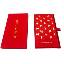Louis Vuitton-Décoration divers-Rouge
